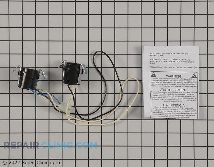 Light Socket SR111630        Alternate Product View