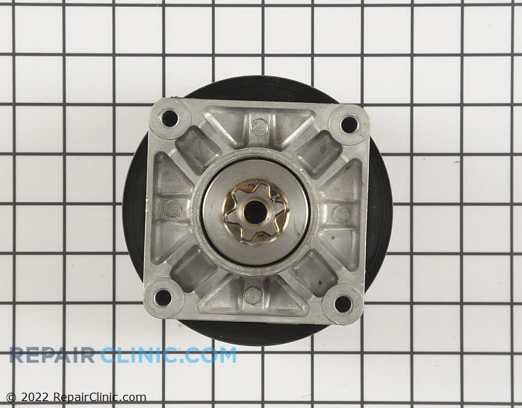Spindle Assembly with Pulley 918-0117B Alternate Product View