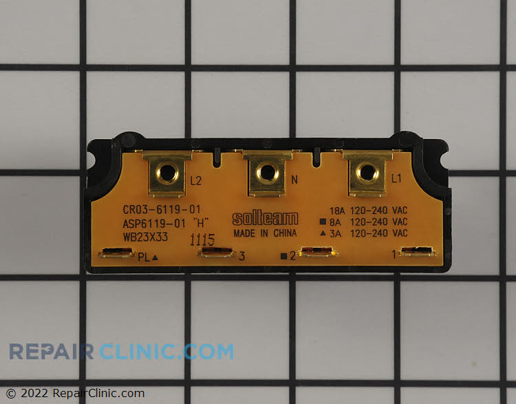 Surface Element Switch WB23X33 Alternate Product View