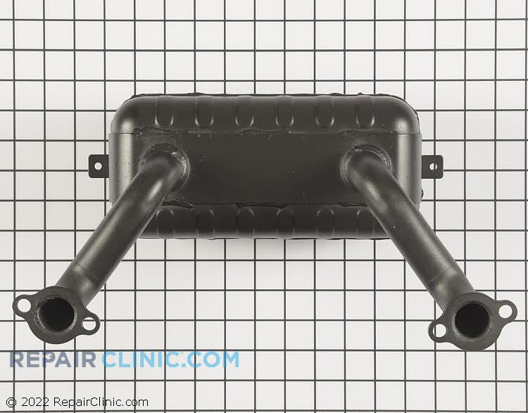 Muffler 117-7256 Alternate Product View