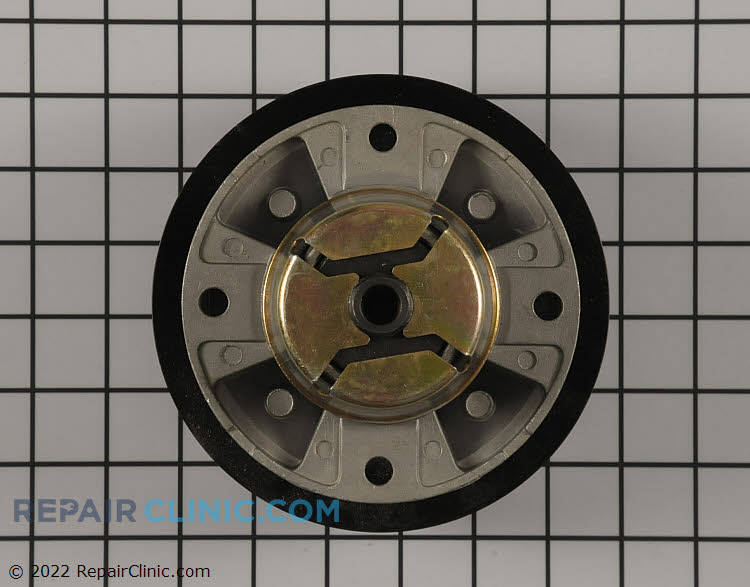 Spindle Assembly with Pulley 82-333 Alternate Product View