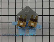 Water Inlet Valve - Part # 1938138 Mfg Part # WPW10356257