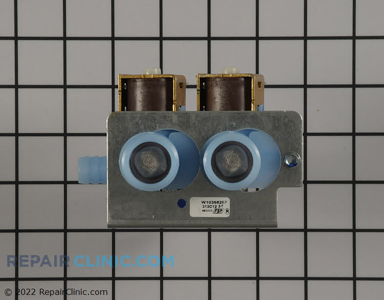 Water Inlet Valve WPW10356257 Alternate Product View