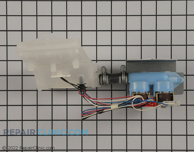 Water Inlet Valve WPW10432353 Alternate Product View