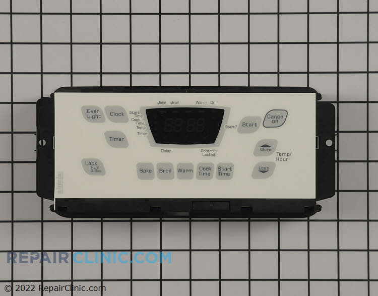 Oven Control Board W10834509 Alternate Product View