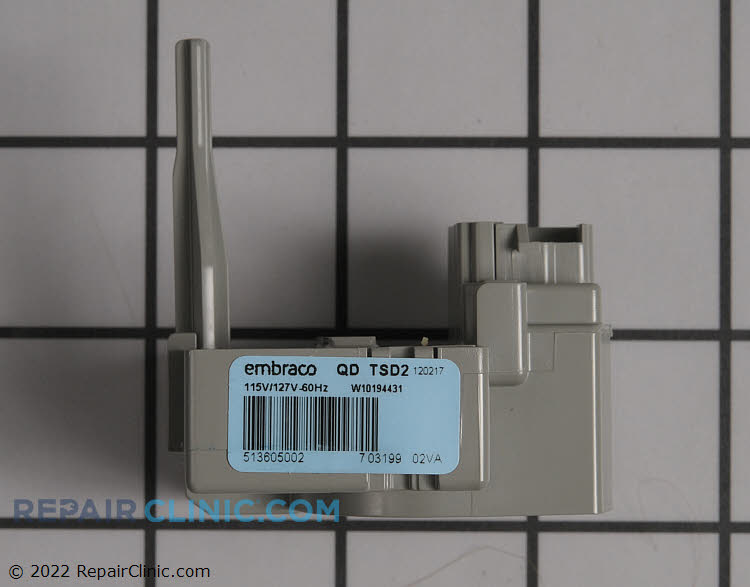 Relay and Overload Kit WPW10194431 Alternate Product View