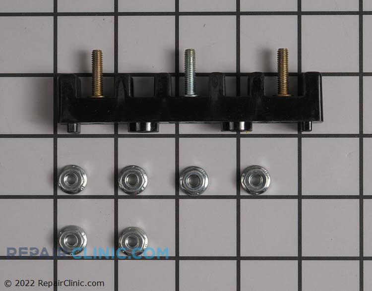 Terminal block kit for main power cord