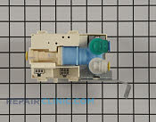 Water Inlet Valve - Part # 1470886 Mfg Part # WPW10159840
