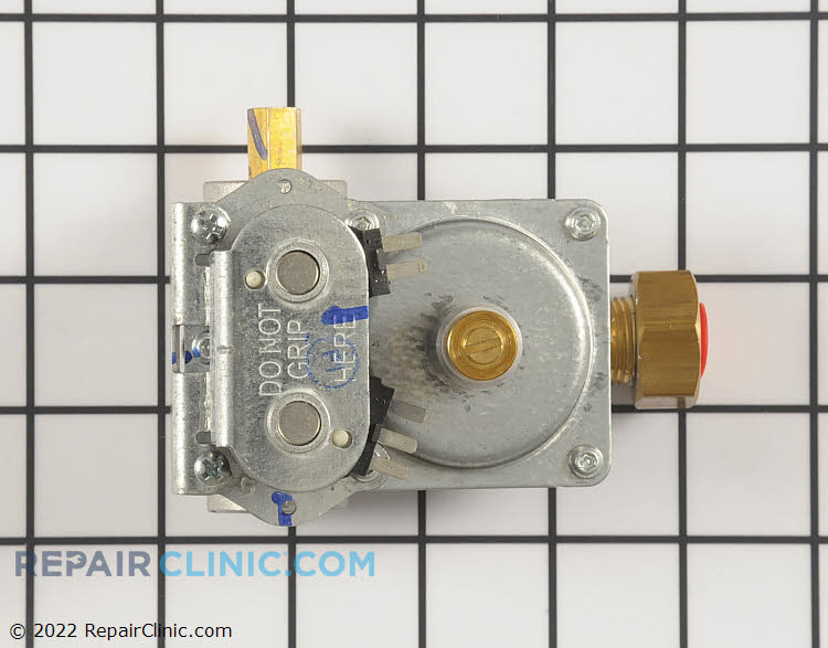Gas Valve Assembly DC62-00201A Alternate Product View
