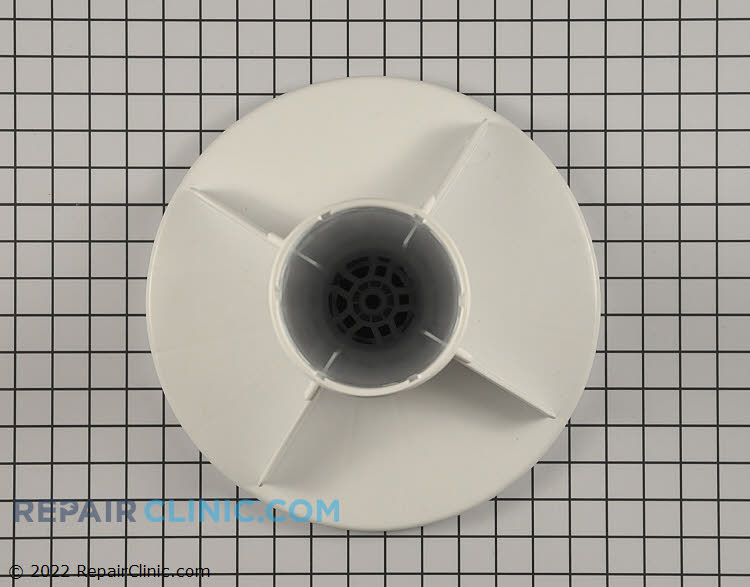 Agitator Assembly WH43X10056 Alternate Product View