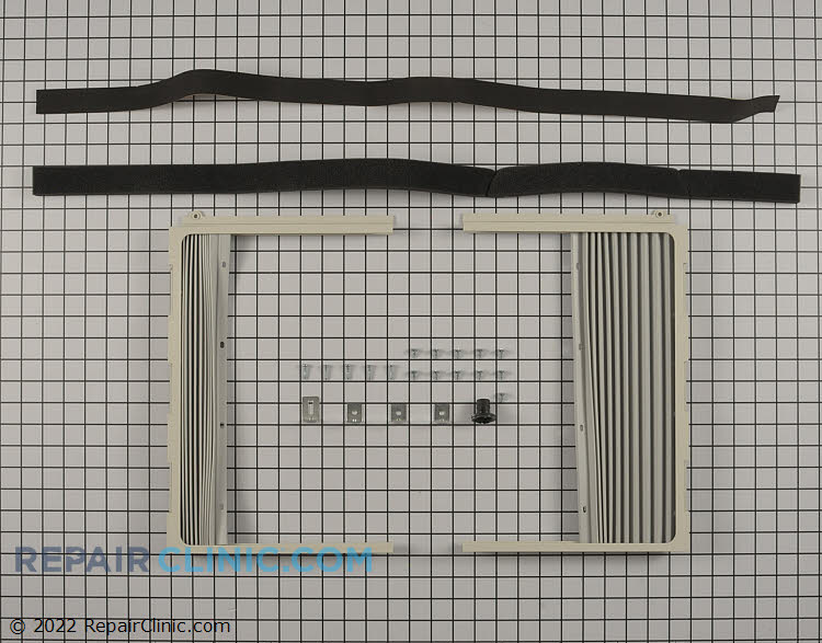 Curtain Installation Kit AET73191401     Alternate Product View