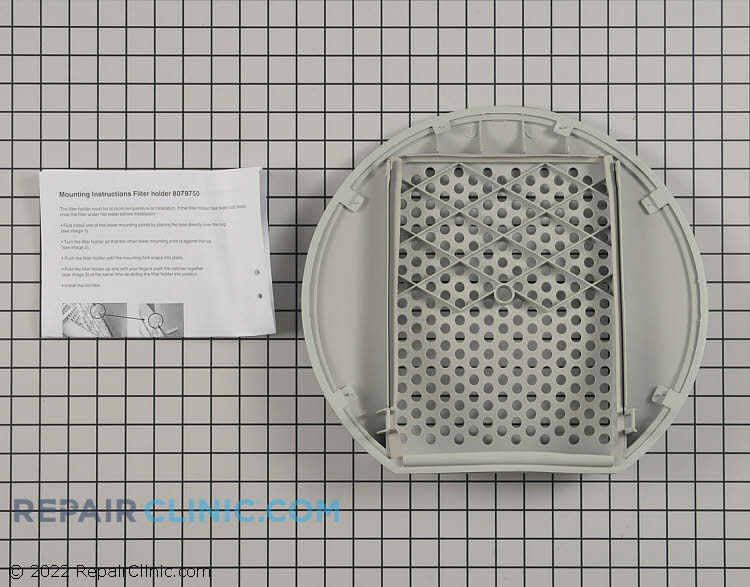 Filter Holder 8079750-49      Alternate Product View