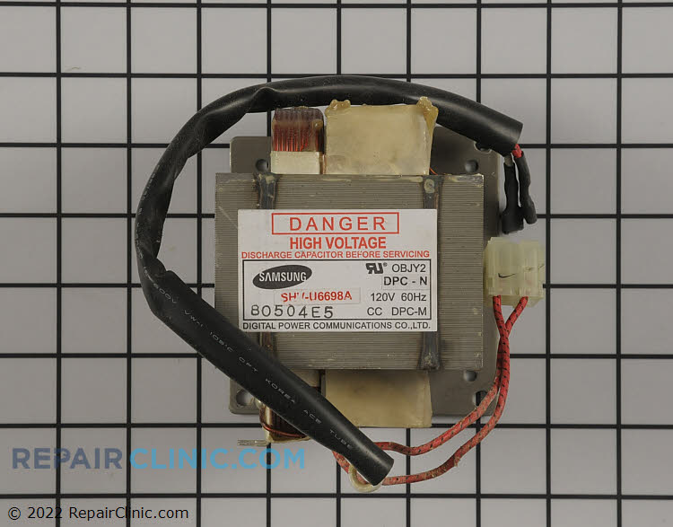 High Voltage Transformer DE26-00082D Alternate Product View