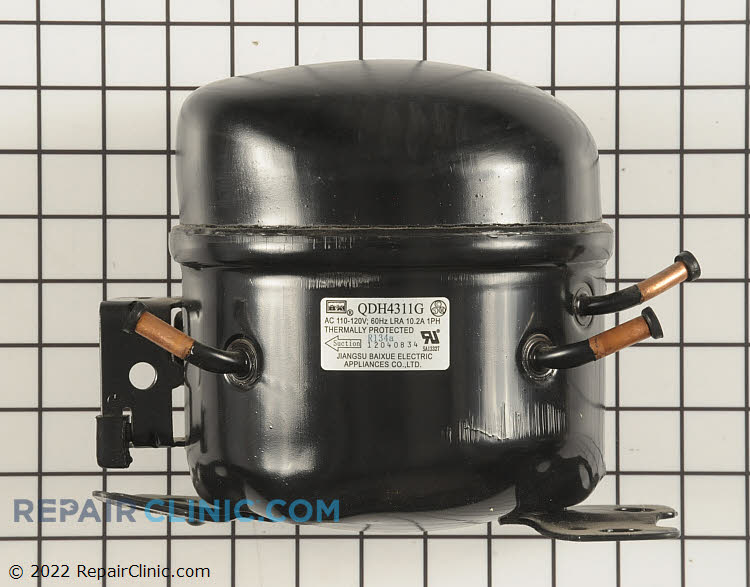 Compressor QDH4311G Alternate Product View