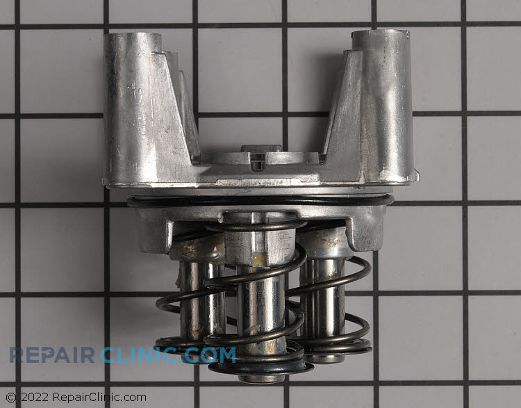 Pump Base (Includes Pistons And Springs)