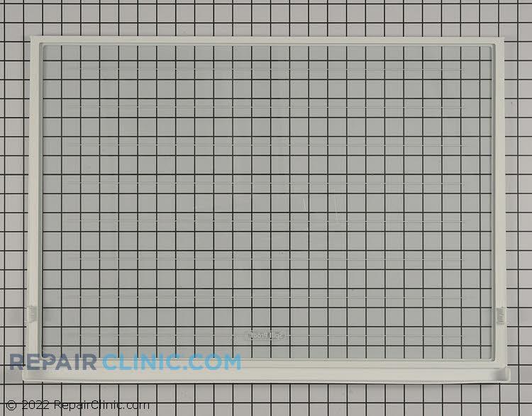 Glass Crisper Cover RF-6350-478     Alternate Product View