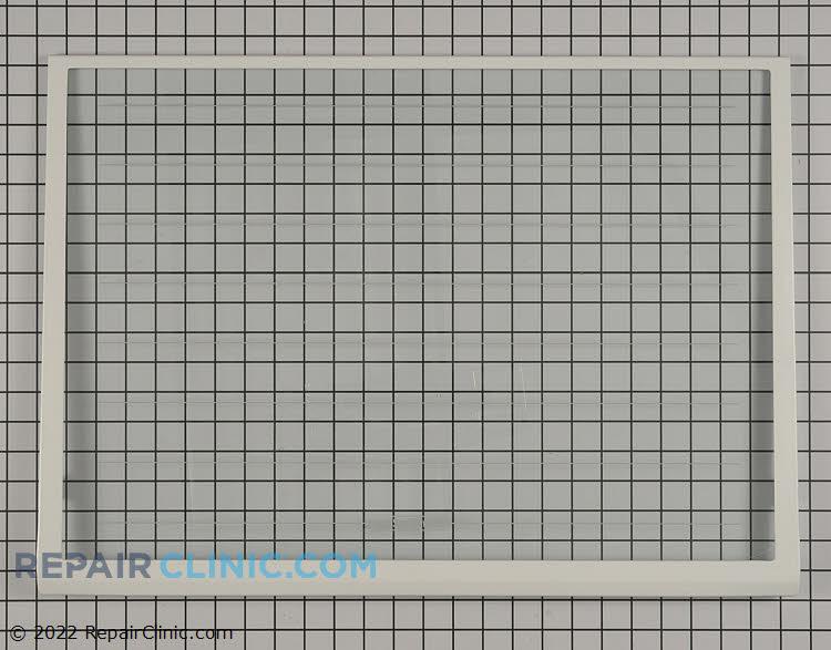 Glass Crisper Cover WR71X27339 Alternate Product View