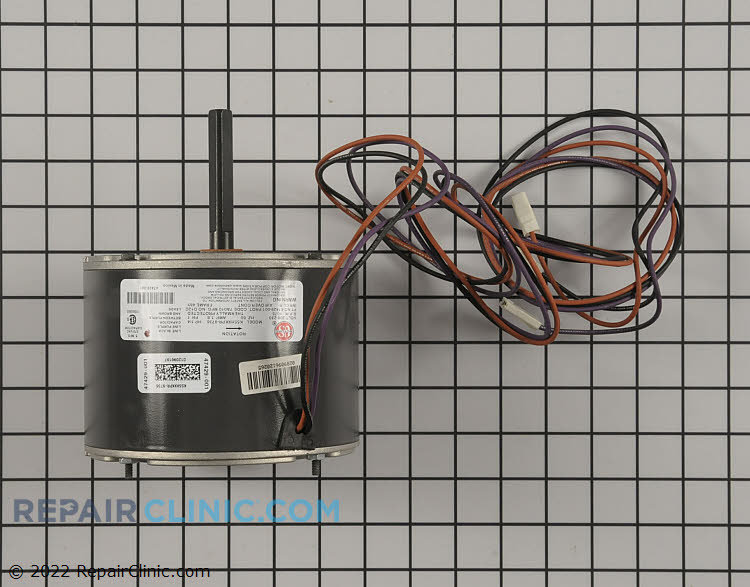 Fan Motor 46K88 Alternate Product View