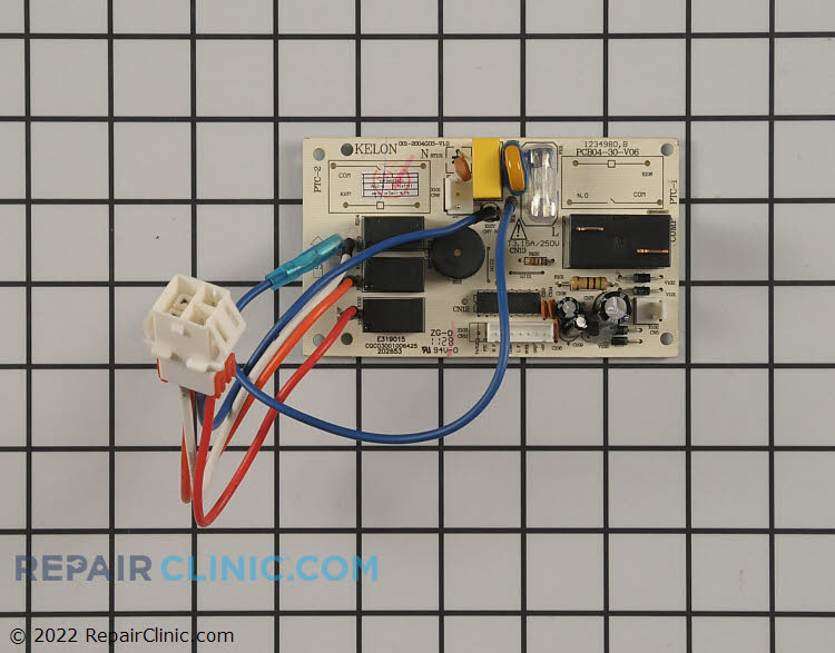 Power Supply Board AC-5210-157 Alternate Product View