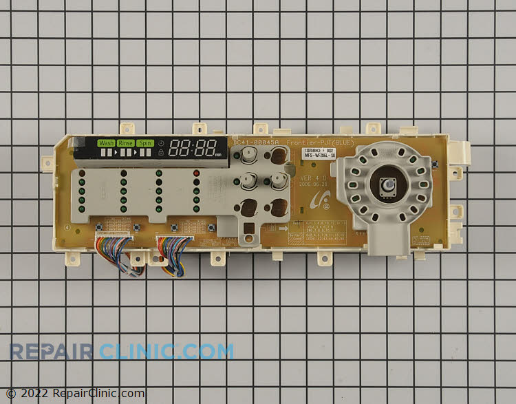 User Control and Display Board MFS-WF206L-T0   Alternate Product View