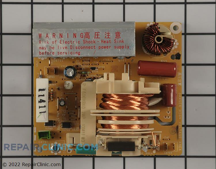Inverter board - Item Number F606Y8X00AP