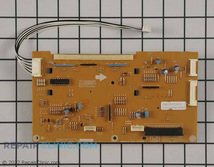 Main Control Board EBR35323401     Alternate Product View