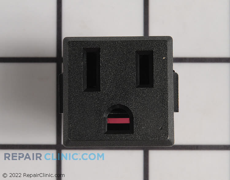 Receptacle 6620K00015A     Alternate Product View