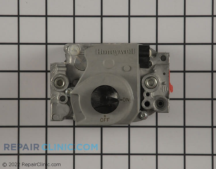 Gas Valve Assembly 60J59 Alternate Product View