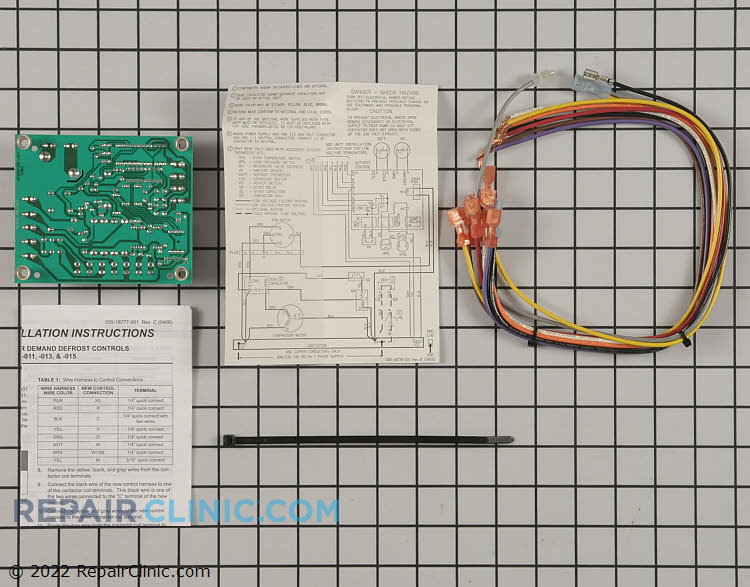 Defrost Control Board S1-33101975001 Alternate Product View
