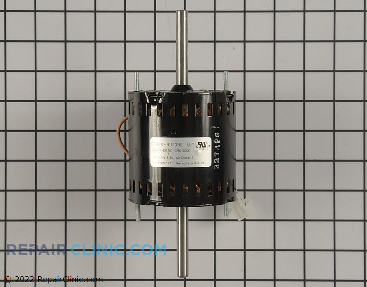Fan Motor S99080597 Alternate Product View