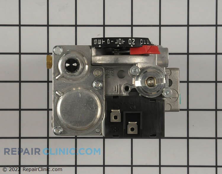 Gas Valve Assembly S1-7956-336P Alternate Product View