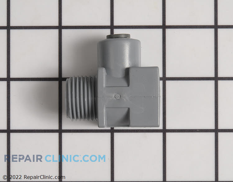 Inlet adpater without valve