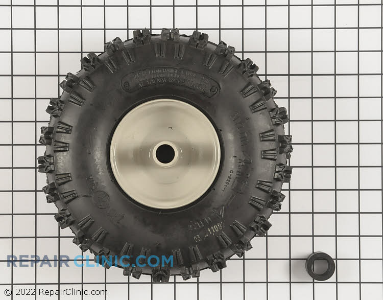 Wheel Assembly 934-04282B Alternate Product View