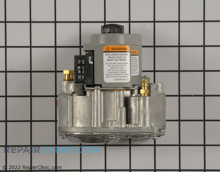 Gas Valve Assembly 41K38 Alternate Product View