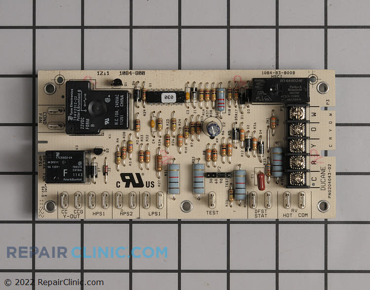 Defrost Control Board 17M14 Alternate Product View