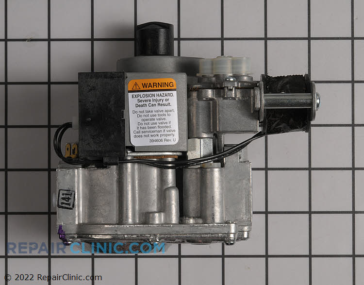 Gas Valve Assembly 78L60 Alternate Product View