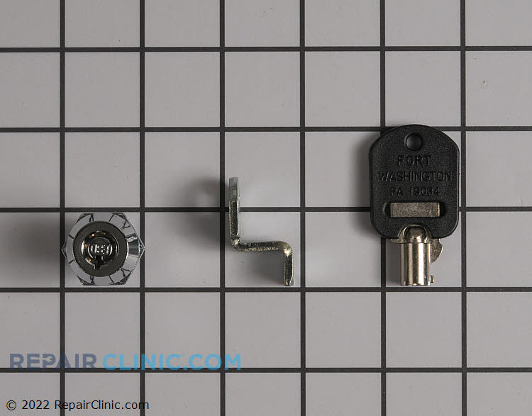 Coin Box Lock WPW10114740 Alternate Product View