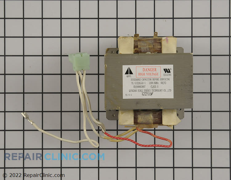 High Voltage Transformer 00491161 Alternate Product View