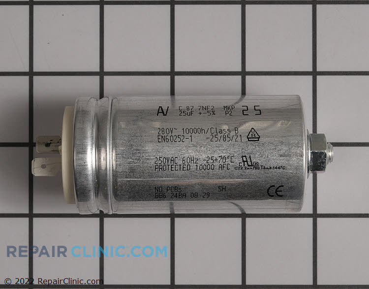 Capacitor 00418450 Alternate Product View