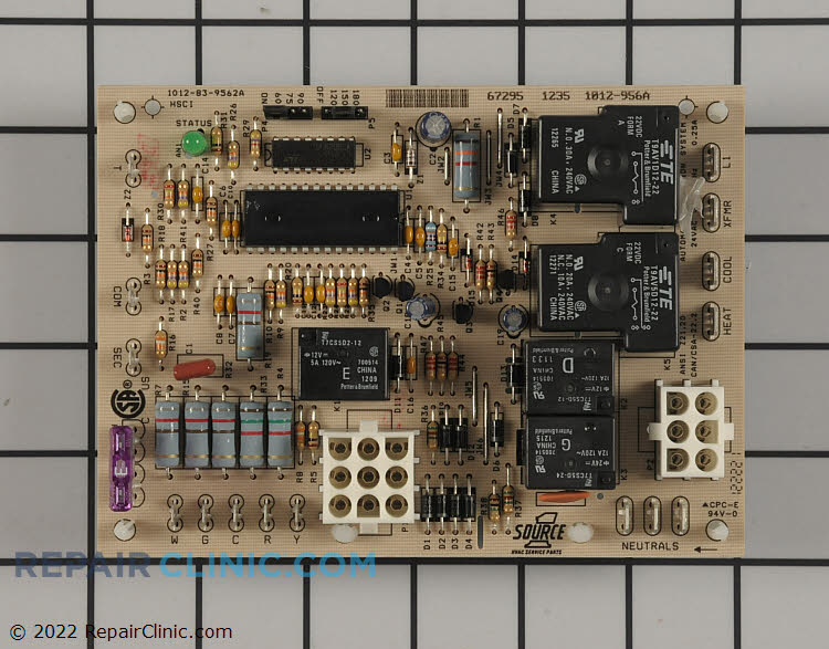 Control Board S1-03101932002 Alternate Product View