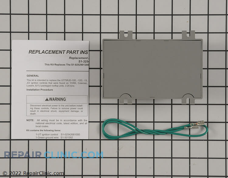 Ignition Module S1-32542681000 Alternate Product View