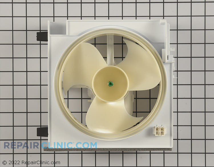Condenser Fan Motor WR60X10177      Alternate Product View