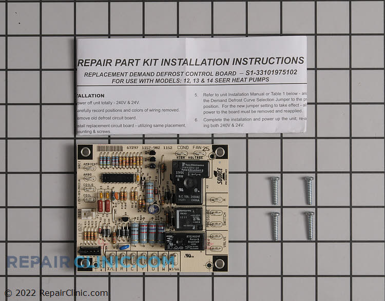Defrost Control Board S1-33101975102 Alternate Product View