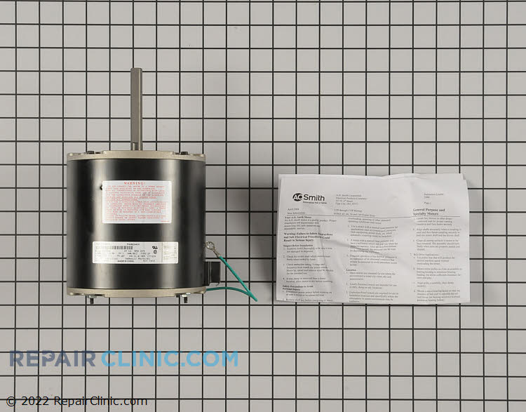 Condenser Fan Motor S1-02424110714 Alternate Product View