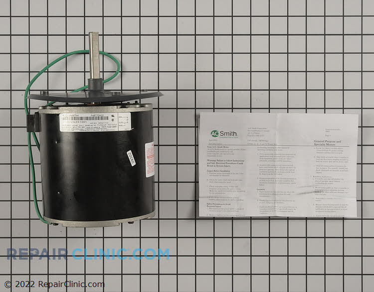 Condenser Fan Motor S1-02434551001 Alternate Product View