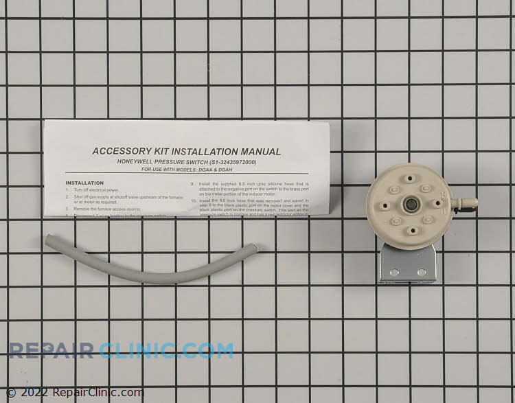 Pressure Switch S1-32435972000 Alternate Product View