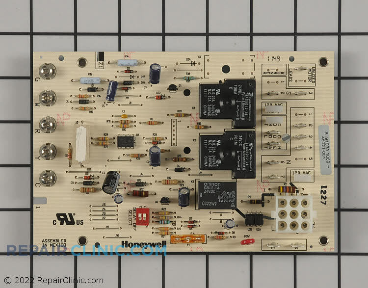 Control Board 39M84 Alternate Product View