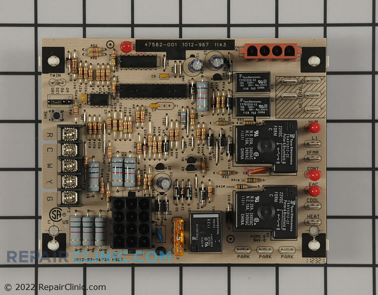 Control Board 56W19 Alternate Product View