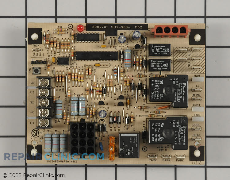 Control Board 80M27 Alternate Product View