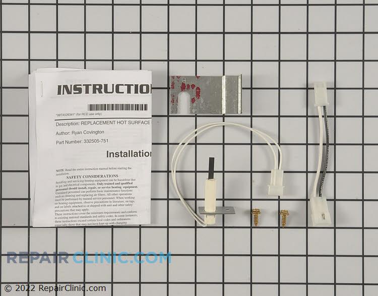 Igniter replacement kit